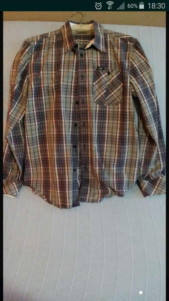 Imagen producto Camiseta LEE.talla M/L 3