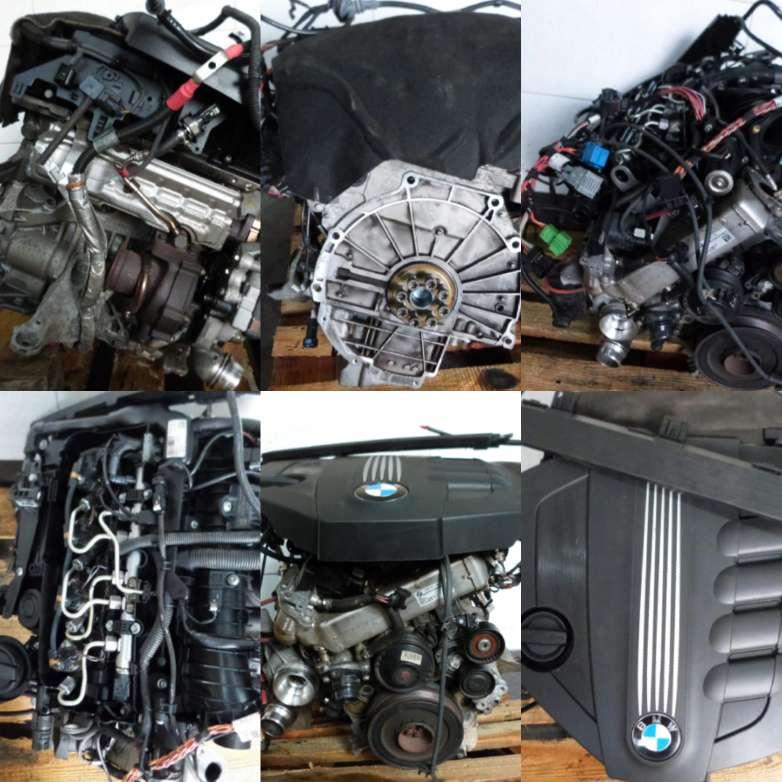 Imagen producto Motor  Bmw N47d20A Audi q7 1