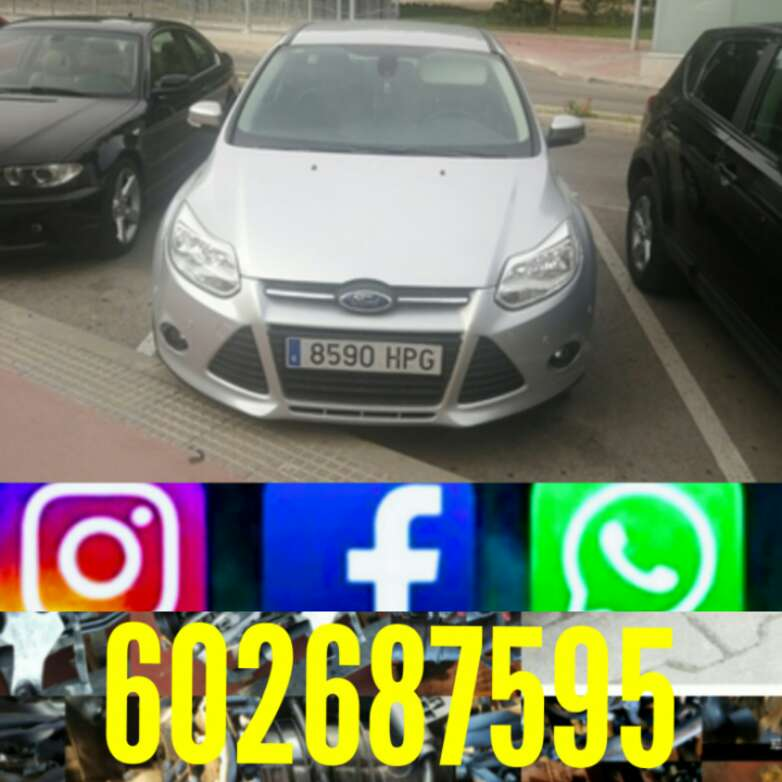 Imagen Ford Focus ano 2013
