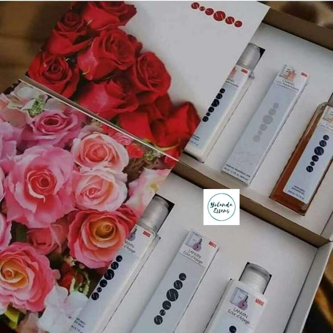 Imagen producto Set perfumes mujer  2