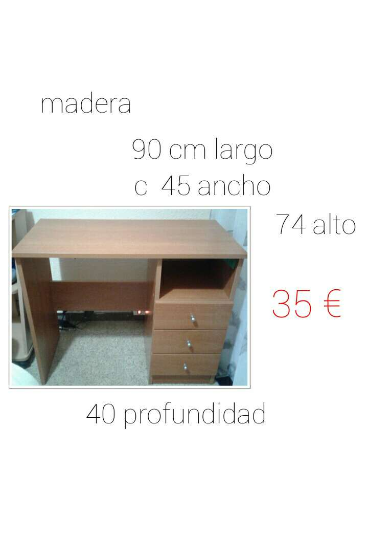 Imagen producto Mesa de madera  1