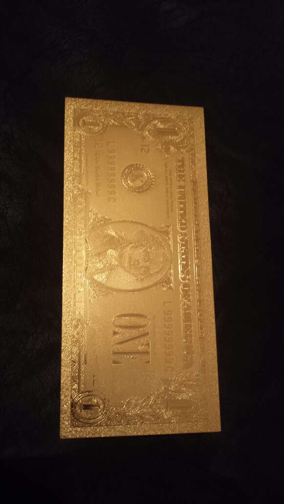Imagen billete de dólar 1 ,2 ,5 o 10