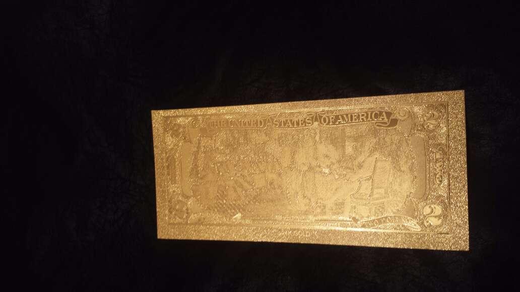 Imagen producto Billete de dólar 1 ,2 ,5 o 10  5