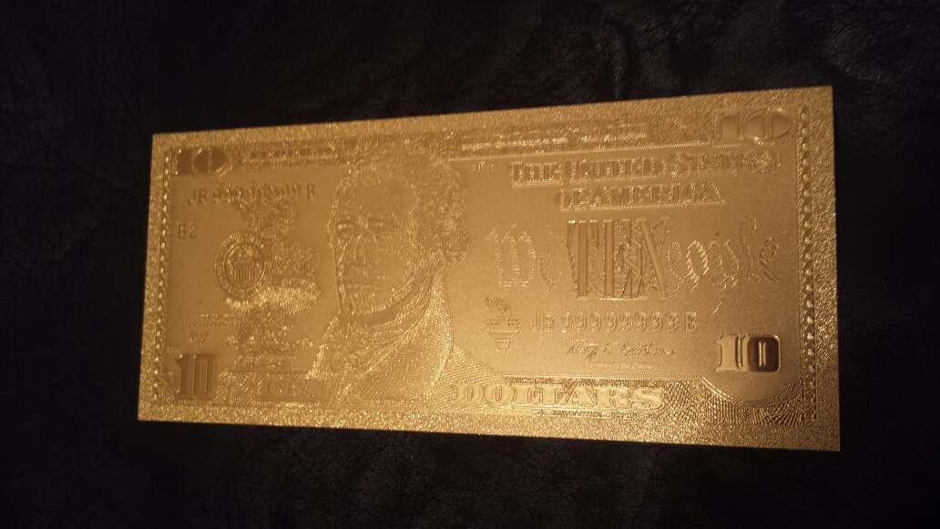 Imagen producto Billete de dólar 1 ,2 ,5 o 10  8