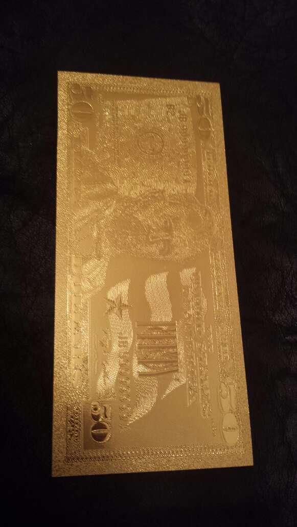 Imagen producto Billete dólar 20 50 o 100 oro 4