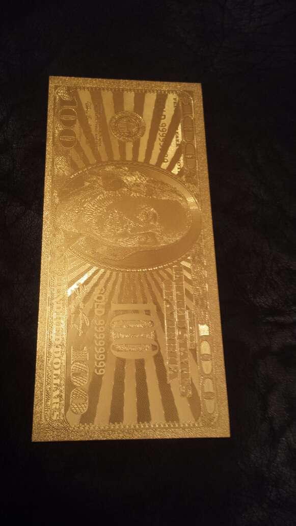 Imagen producto Billete dólar 20 50 o 100 oro 6