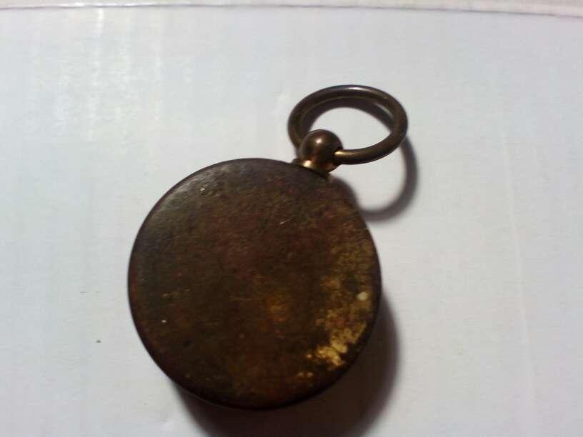 Imagen producto Brújula de bronce siglo 19 5