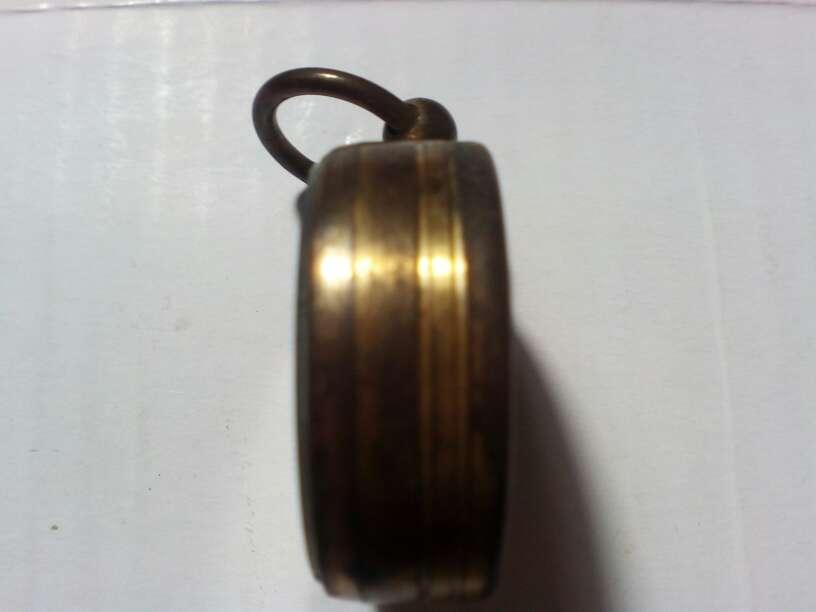 Imagen producto Brújula de bronce siglo 19 4