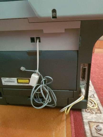 Imagen producto Impresora brother. Mfc-8460n. Fax+escaner+copiadora. 3