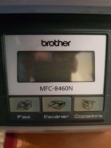 Imagen producto Impresora brother. Mfc-8460n. Fax+escaner+copiadora. 4