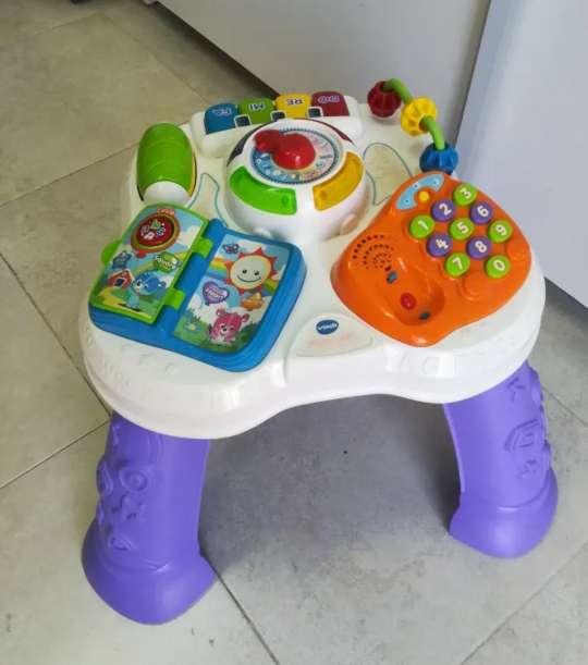 Imagen producto Mesa actividades para bebés 4