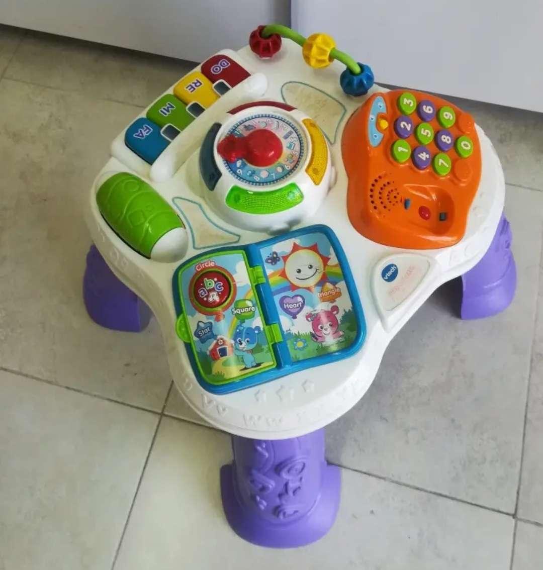 Imagen producto Mesa actividades para bebés 3