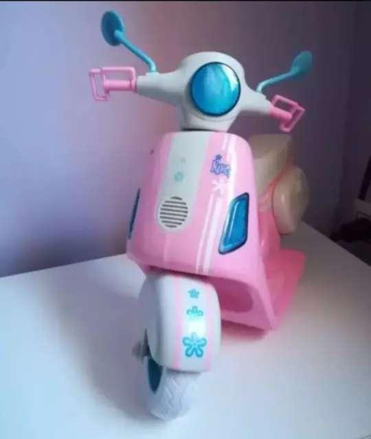 Imagen producto Moto vespa Nancy 2