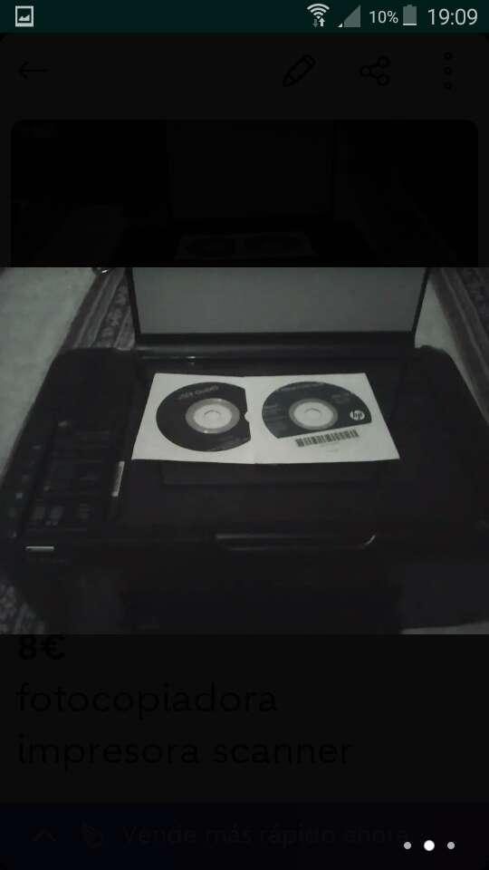 Imagen producto Fotocopiadora, impresora y scanner 2