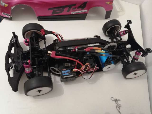 Imagen producto Cocje rc touring pista 1/10 Brushles 3