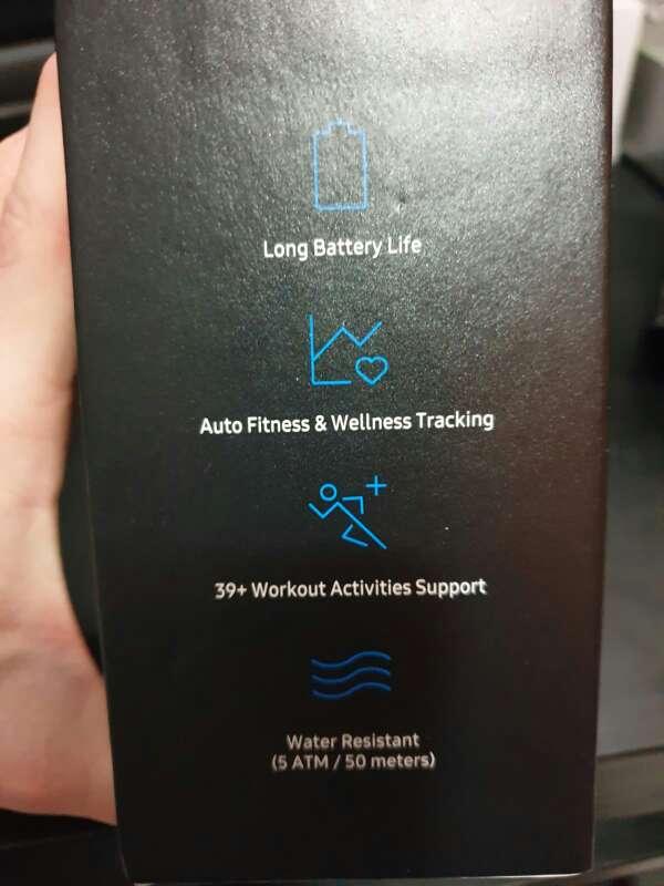 Imagen producto Samsung Galaxy watch 4