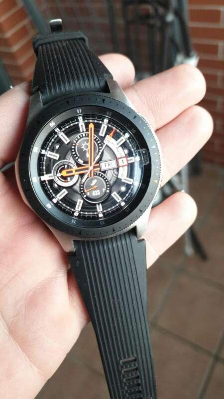 Imagen producto Samsung Galaxy watch 1