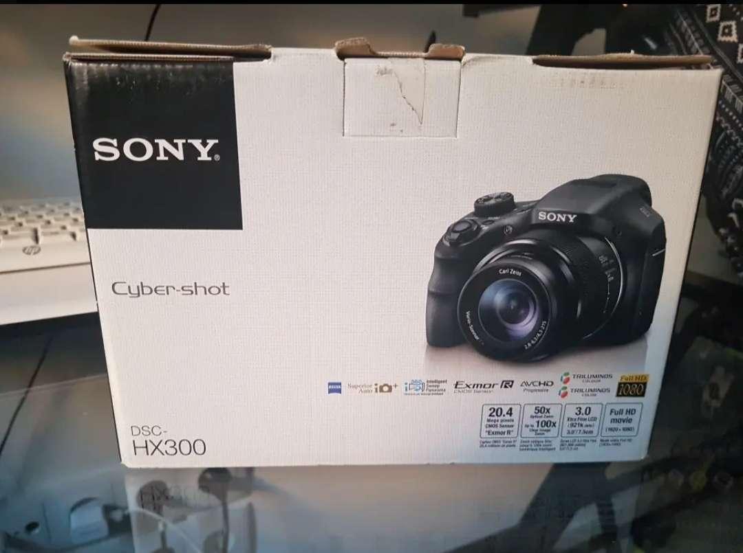 Imagen producto Cámara Sony Cyber-shot dcs-hx300 8