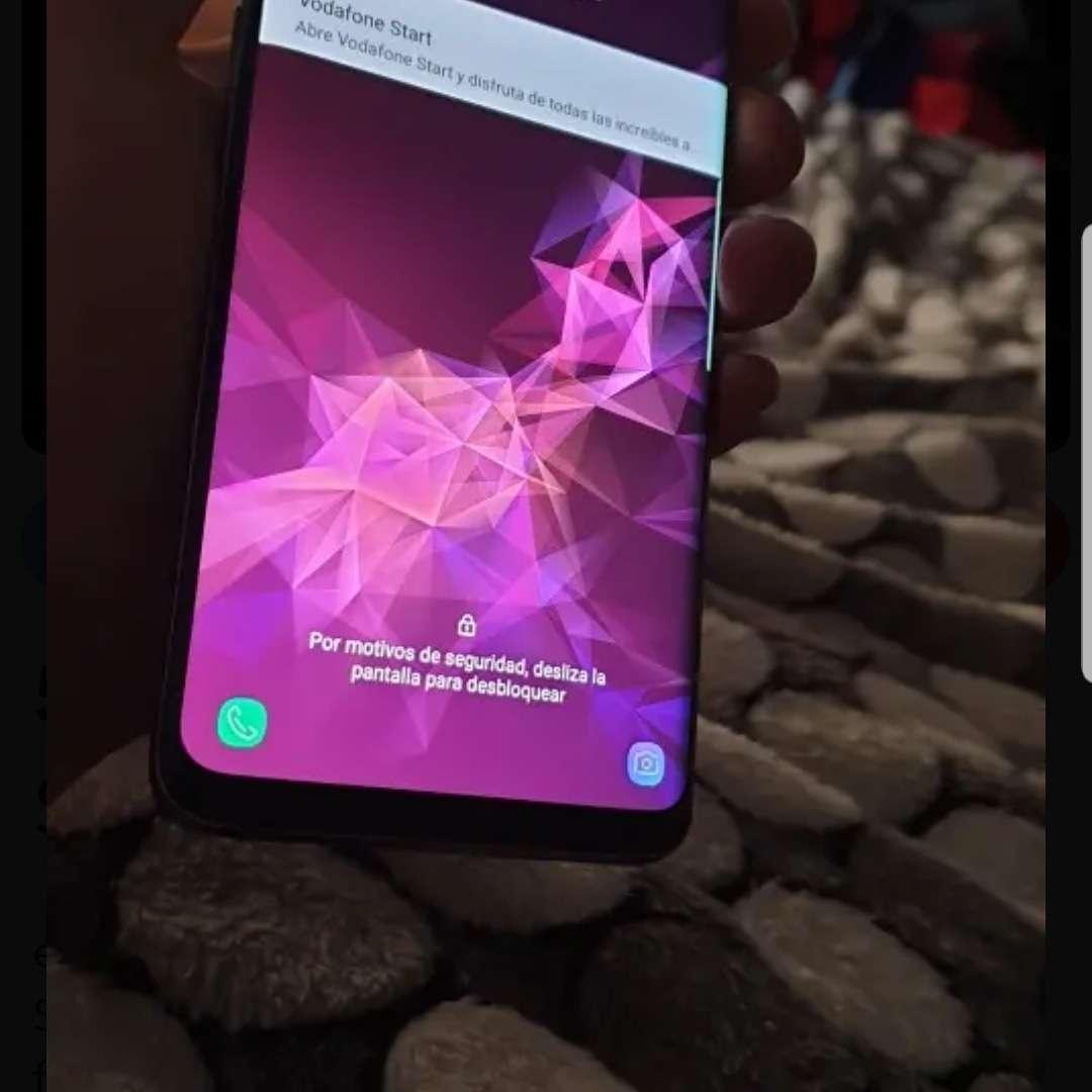 Imagen Samsung s9 plus GB 64