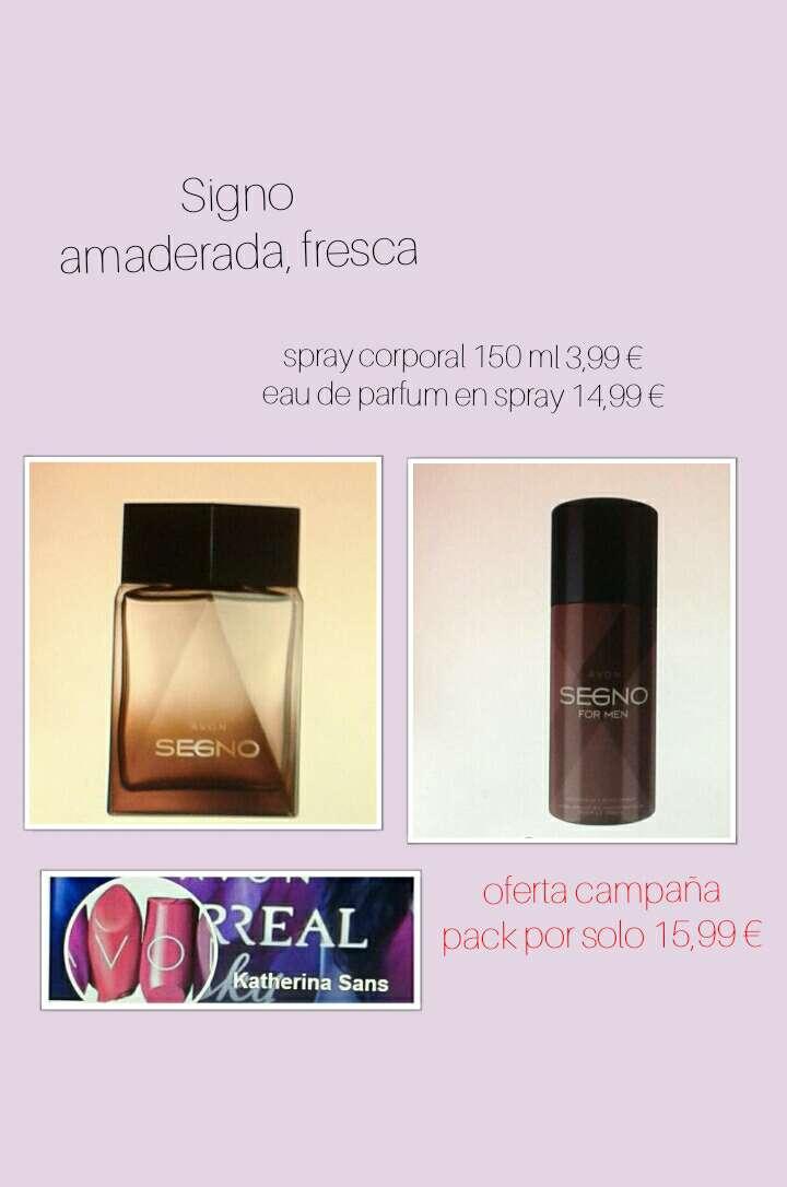 Imagen producto Spray corporal segno 1