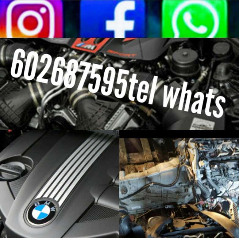 Imagen producto Skoda CFGB BMW Audi Q7 VW Touran Tuareg Opel insignia mercedes TOYORA  caja  de CAMBIO .motor completo con garantia    1