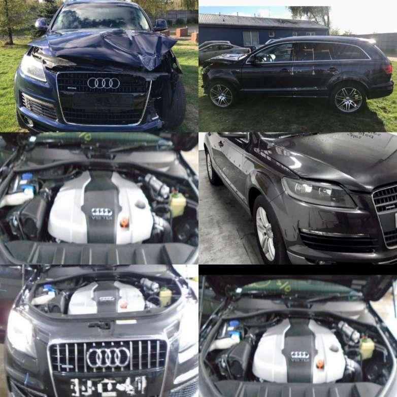 Imagen producto Audi q7 despiece -bmw x3 3