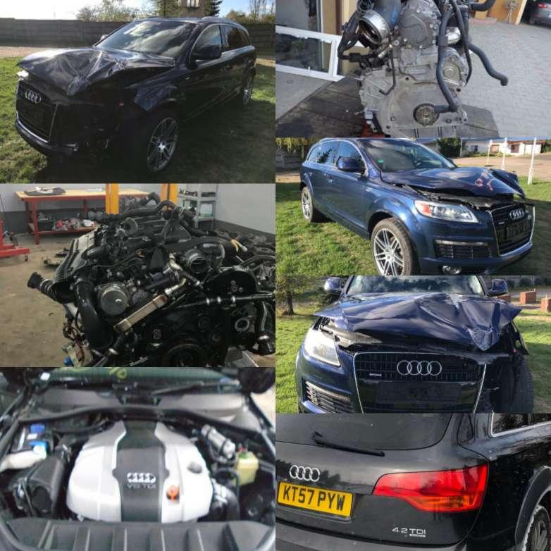Imagen producto Audi q7 despiece -bmw x3 2