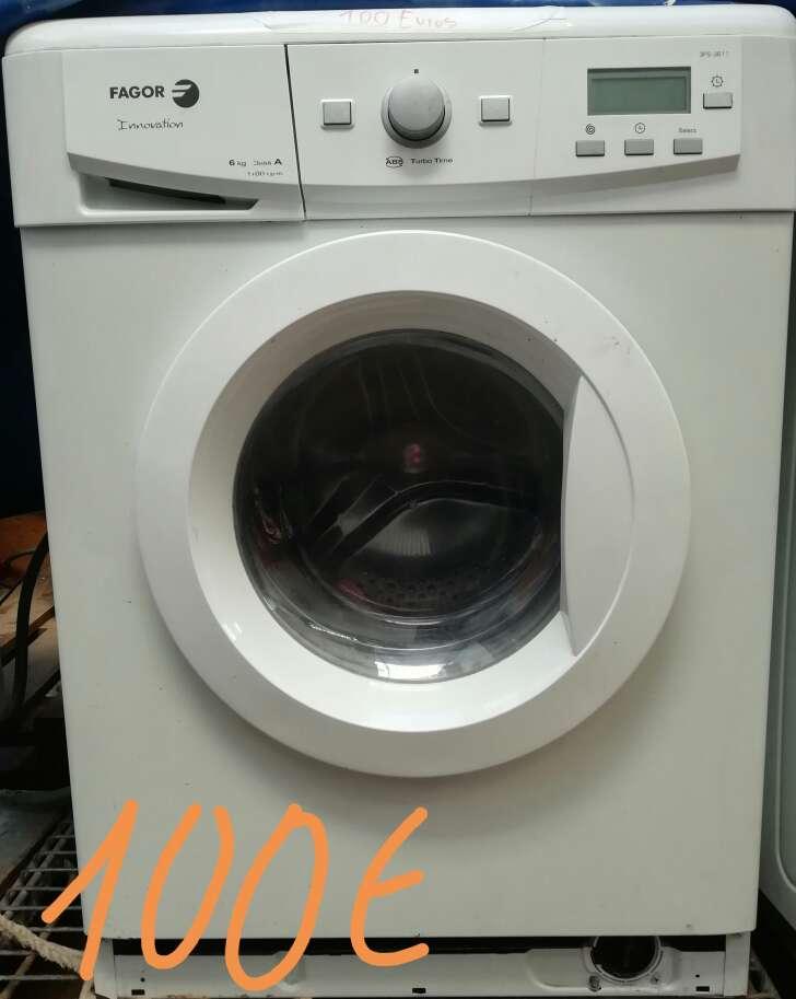 Imagen lavadora fagor de 5k