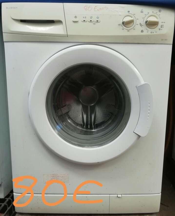 Imagen lavadora bluesky
