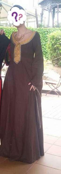 Imagen Traje Medieval (Leonor)
