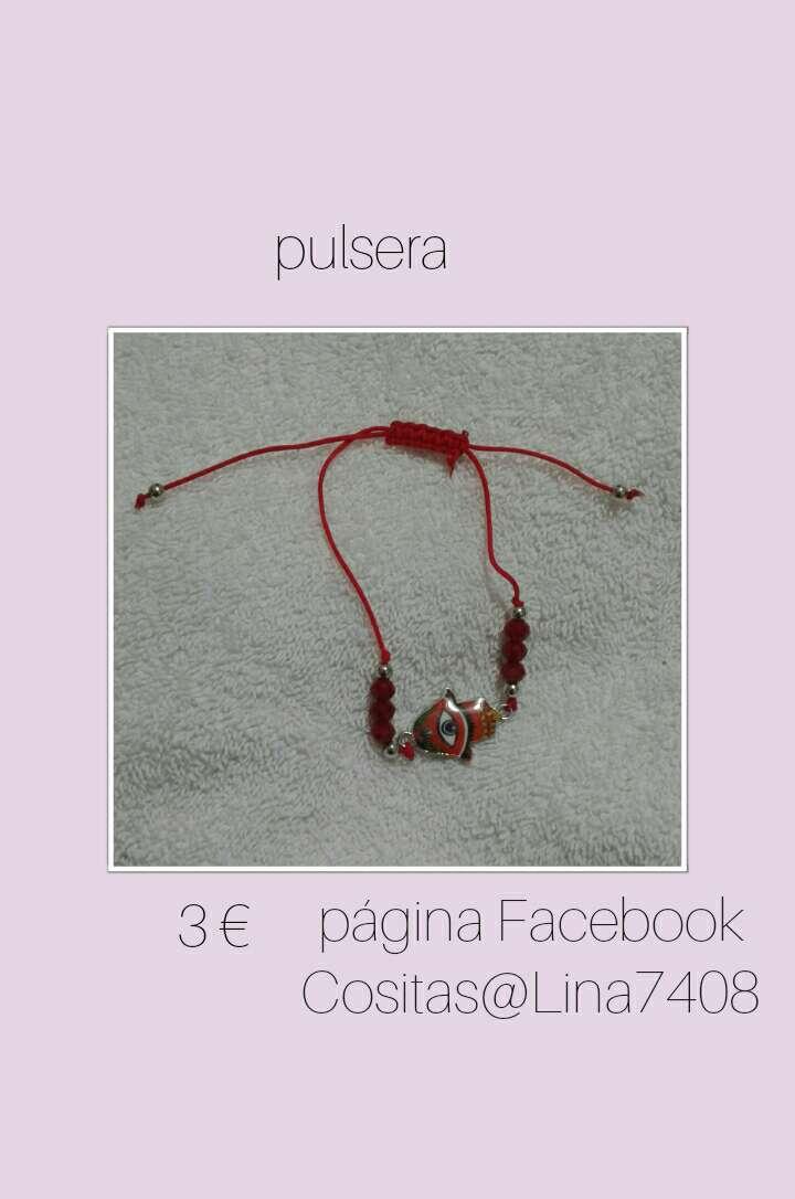 Imagen producto Pulsera realizada a mano 2