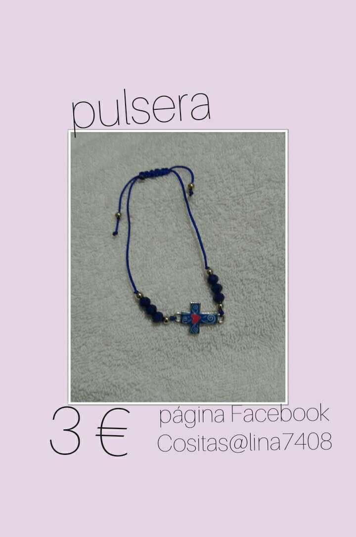 Imagen producto Pulsera realizada a mano 1
