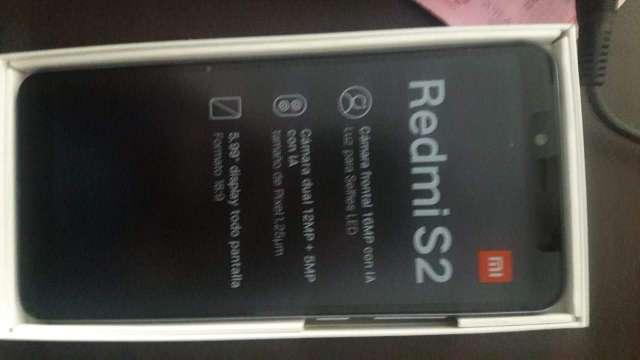 Imagen producto Xiaomi Redmi S2 64 Gb y 4 GB de ram.Nuevo 5