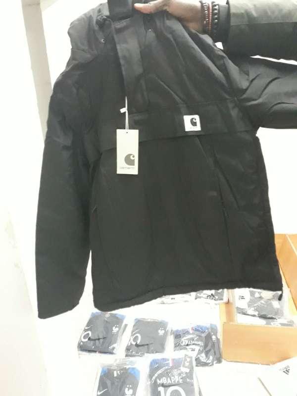 Imagen chaqueta corteviento polar