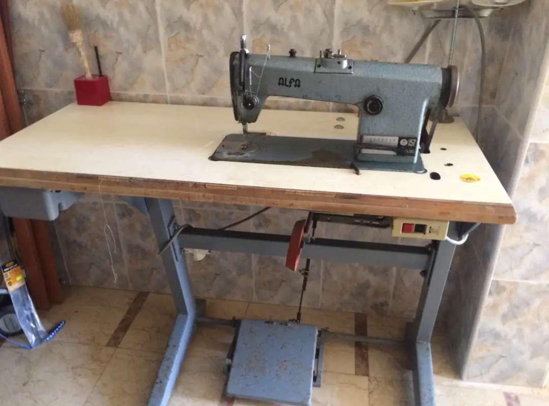 Imagen Máquina Industrial de coser