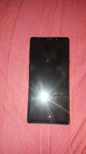 Imagen Samsung note 9