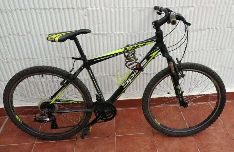 Imagen producto Bicicleta BH SPIKE 4