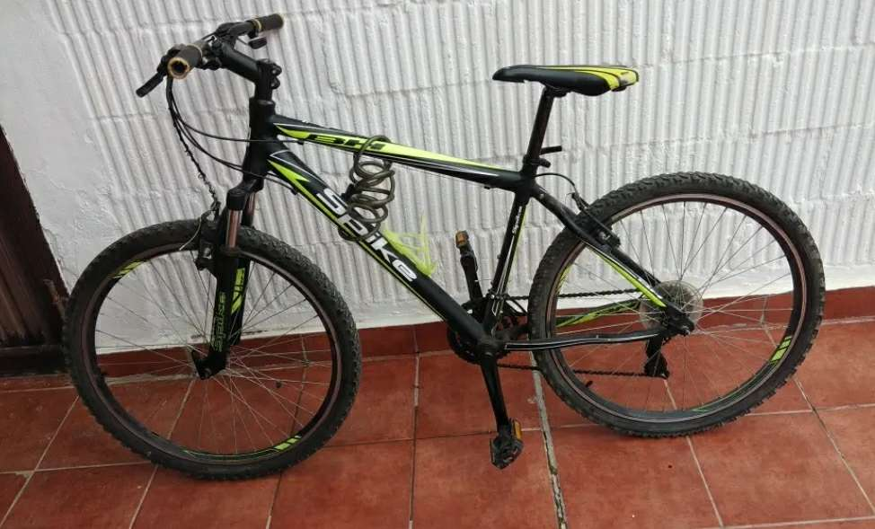 Imagen producto Bicicleta BH SPIKE 1