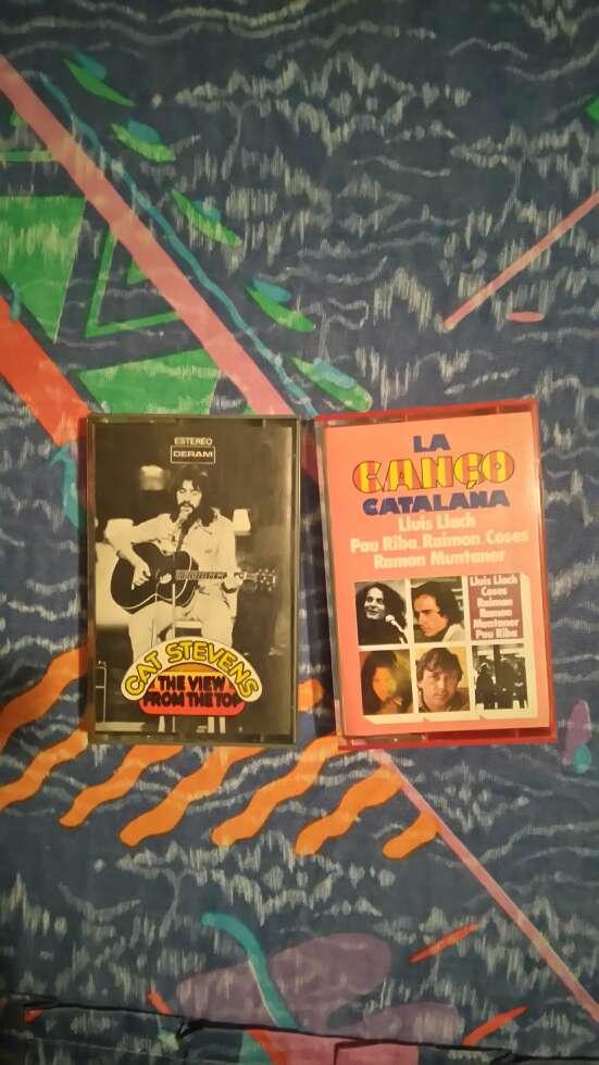 Imagen 2 cassettes