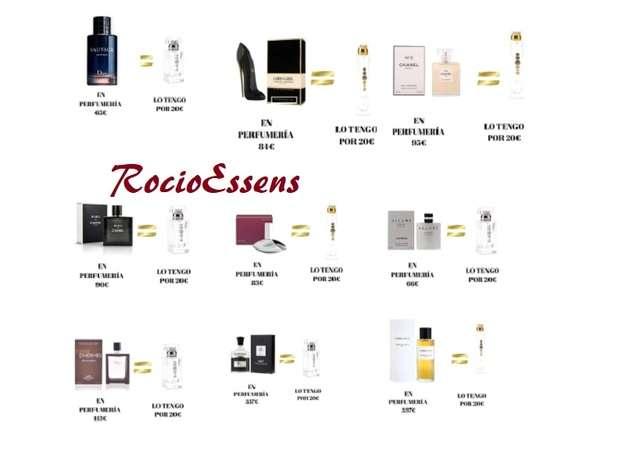 Imagen Perfumes de muy buena calidad