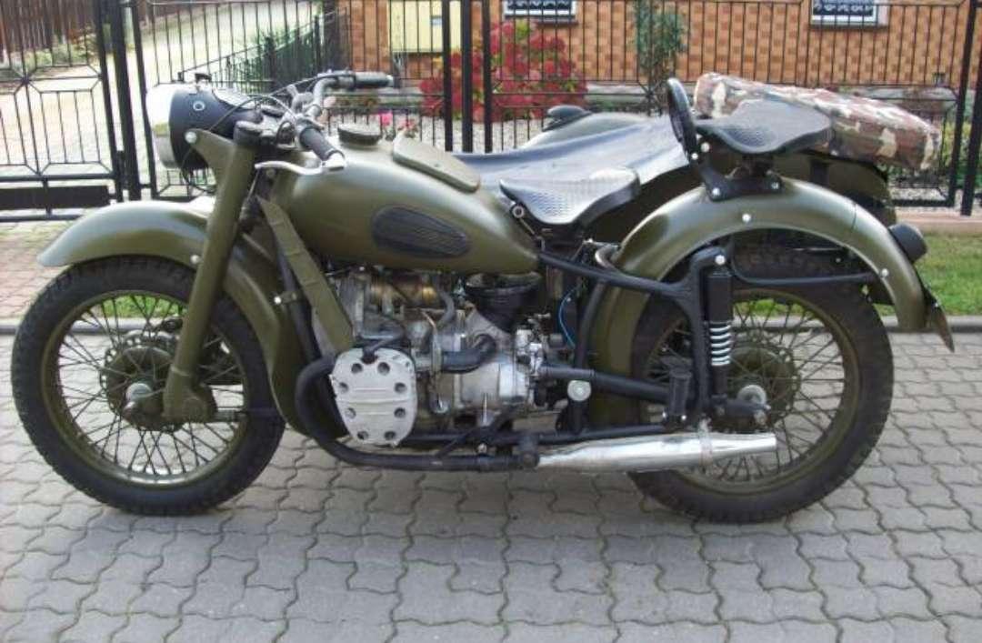 Imagen Sidecar k750