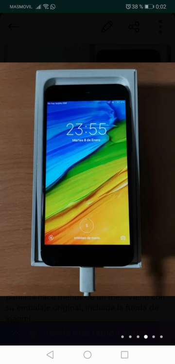 Imagen producto Xiaomi Mi6 6GB/64GB 4