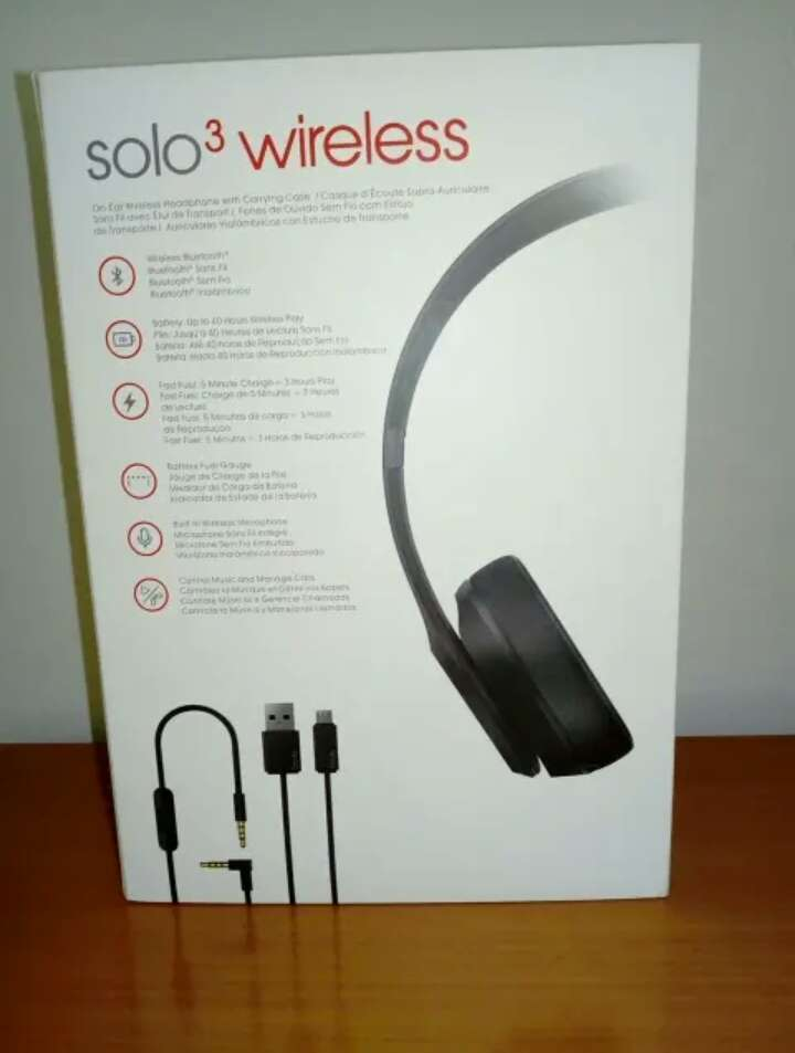 Imagen producto Beats Solo 3 Wireless 2