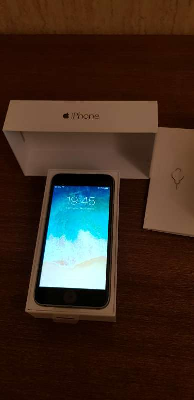 Imagen iPhone 6 Plus completamente nuevo