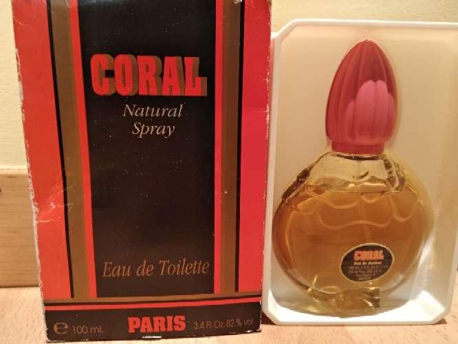 Imagen perfume coral Paris,100ml!!