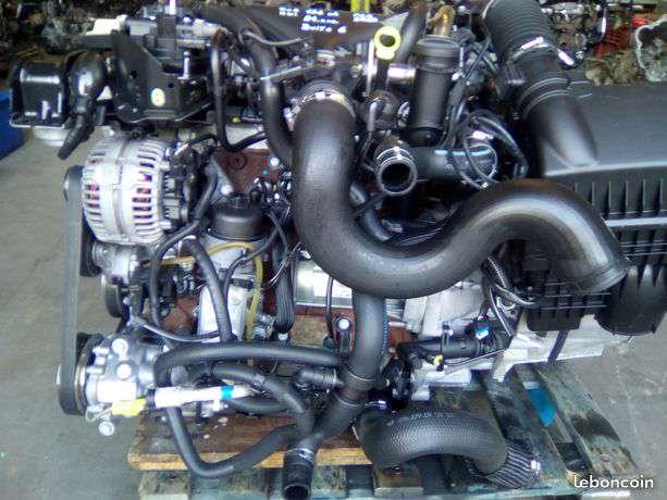 Imagen moteur Peugeot 308