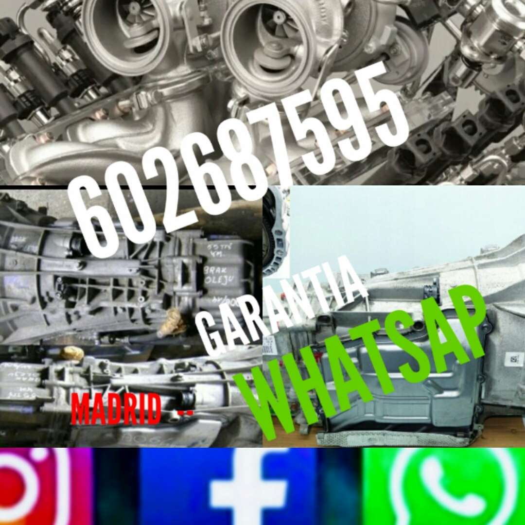 Imagen Bmw Mercedes Opel vw Audi cacja motor completo turbo
