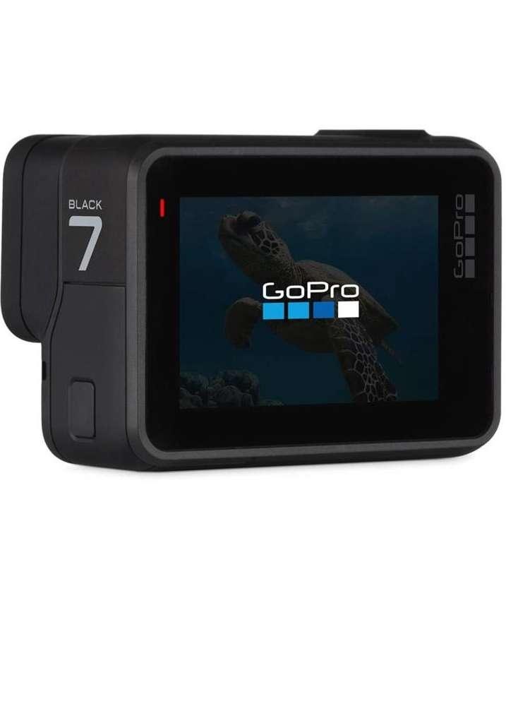 Imagen producto Gopro hero 7 black *NUEVA A ESTRENAR* 3