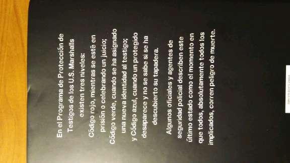 Imagen producto Libro Código Azul 2