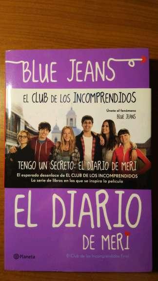 Imagen producto Libro El Diario de Meri 1